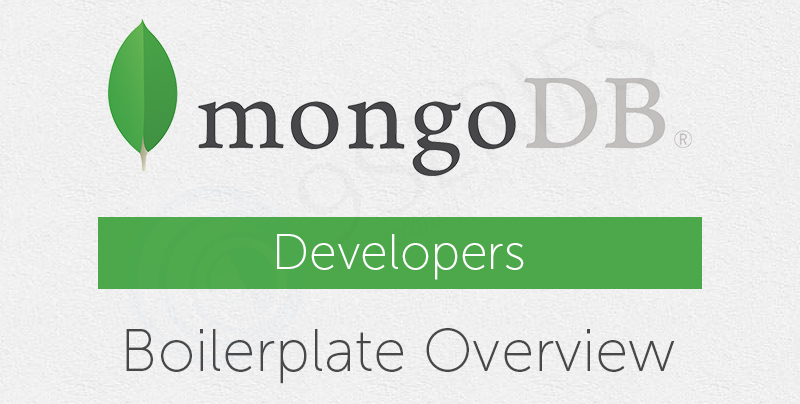 mongodb-developers-boilerplate-overview
